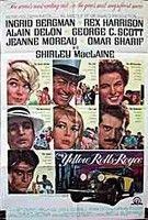 A sárga Rolls-Royce (1964) online film