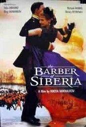 A szibériai borbély (1998) online film
