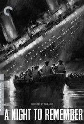 A Titanic éjaszkája (1958) online film