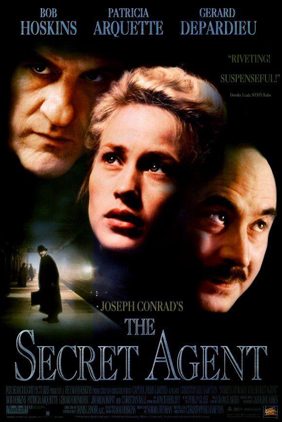 A titkosügynök (1996) online film