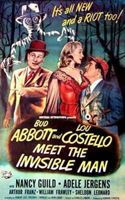 Abbott és Costello találkozik a láthatatlan emberrel (1951) online film