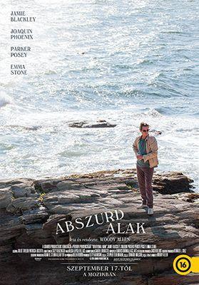 Abszurd alak (Irrational Man) (2015) online film