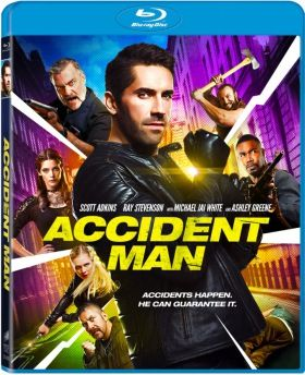 Hullagyáros (Accident Man) (2018) online film