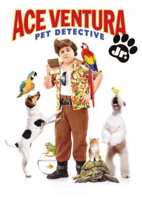 Ace Ventura: Állati nyomozoo junior (2009) online film