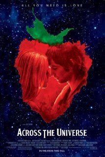 Across the universe - Csak szerelem kell (2007) online film
