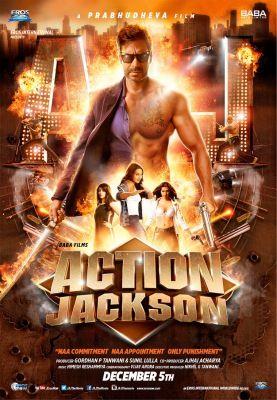 Action Jackson (2014) online film