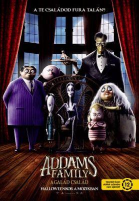 Addams Family - A galád család (2019) online film