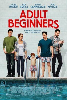 Adult Beginners (2014) online film