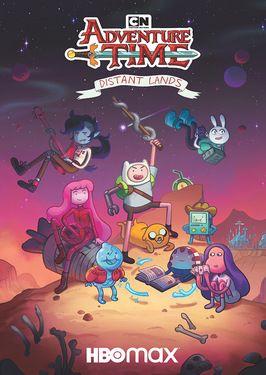 Adventure Time: Distant Lands 1. évad (2020) online sorozat