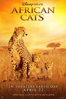 Afrikai macskák - A bátorság birodalma (2011) online film