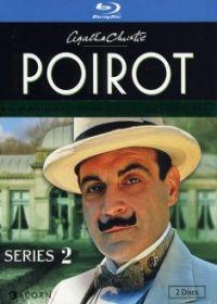 Agatha Christie - Poirot történetei 2. évad (1990) online sorozat