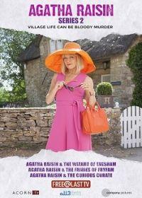 Agatha Raisin 2. évad (2018) online sorozat