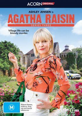 Agatha Raisin 3. évad (2019) online sorozat