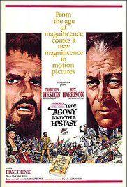 Agónia és extázis (1965) online film