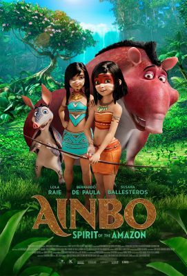 Ainbo: Spirit of the Amazon (2021) online film