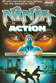 Akcióban a nindzsa (1987) online film