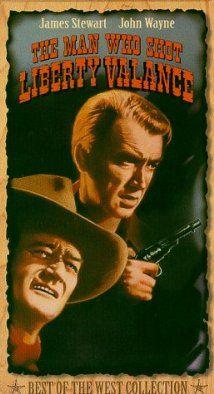 Aki lelőtte Liberty Valance-t (1962) online film