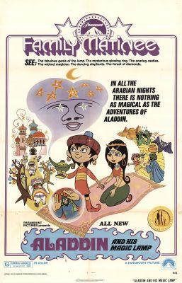 Aladdin és a csodalámpa (1970) online film