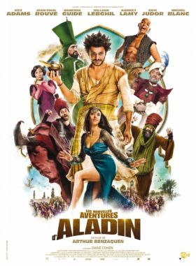 Aladin legújabb kalandjai (2015) online film