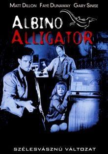 Albínó aligátor (1996) online film