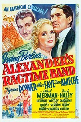 Alexander's Ragtime Band (1938) online film