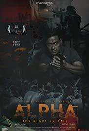 Alfa, az ölés joga (2018) online film