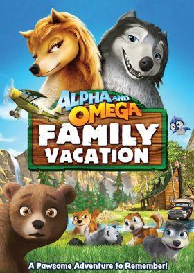 Alfa és Omega 5: A családi nyaralás (2015) online film