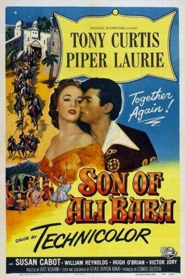 Ali Baba fia (1952) online film