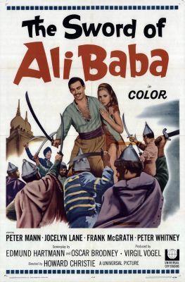 Ali Baba kardja (1965) online film