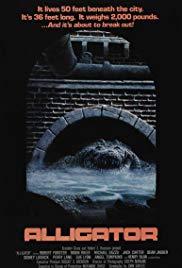 Aligátor (1980) online film