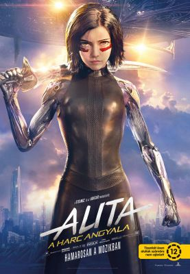 Alita: A harc angyala (2019) online film