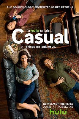 Alkalmi (Casual): 3. évad (2017) online sorozat