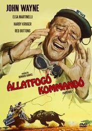 Állatfogó kommandó (1962) online film
