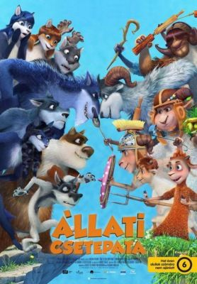 Állati csetepata (2016) online film