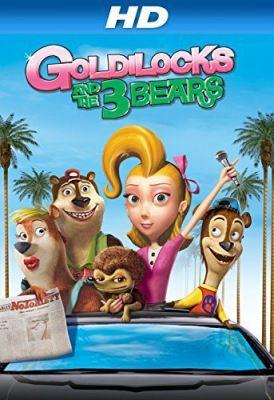 Állati mesék 3.: Az Aranyhaj és a három medve-show (2008) online film
