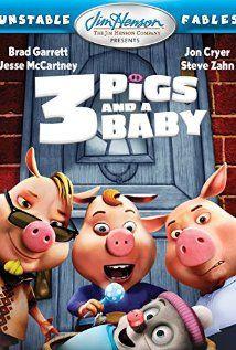 Állati mesék: 3 malac és egy bébi (2008) online film
