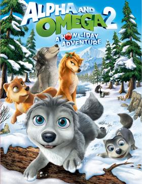 Alpha és Omega 2: Ünnepi farkaskaland (2013) online film