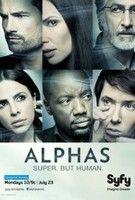 Alphas 2. évad (2012) online sorozat