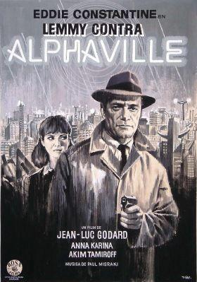 Alphaville, a titokzatos város (1965) online film