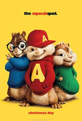 Alvin és a mókusok 2. (2009) online film
