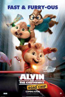 Alvin és a mókusok 4: A mókás menet (2015) online film