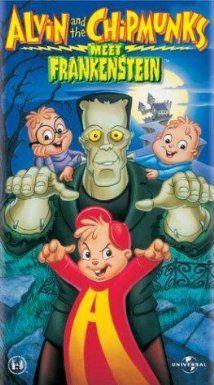 Alvin és a mókusok kalandjai Frankentsteinnel (1999) online film