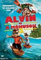 Alvin és a mókusok 3. (2011) online film