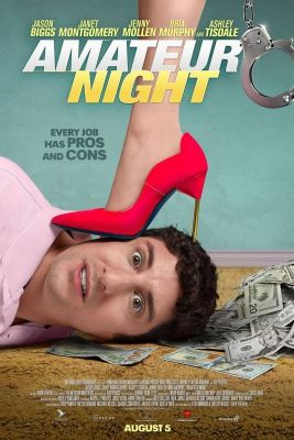 Csajos buli (Amateur Night) (2016) online film