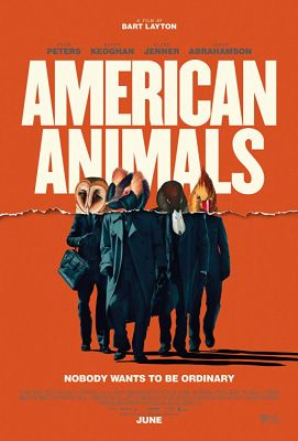 American Animals (2018) online film