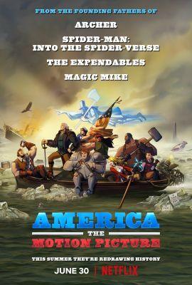 Amerika: A mozgókép (2021) online film