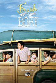 Amerika Huangjai (Fresh Off the Boat) 2. évad (2015) online sorozat