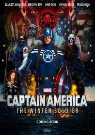 Amerika Kapitány: A tél katonája (2014) online film