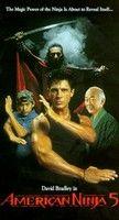 Amerikai nindzsa 5. (1993) online film
