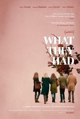 Ami egykor volt (2018) online film